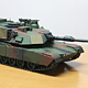1/16 U.S M1A2 Abrams(에이브람스) NATO 3-CAMO Full-Option Complete Kit Ver. F2