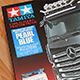 1/14 Mercedes-Benz Actros(악트로스) 3363 Gigaspace(기가스페이스) 6x4 Pearl Blue Unboxing & Part.1