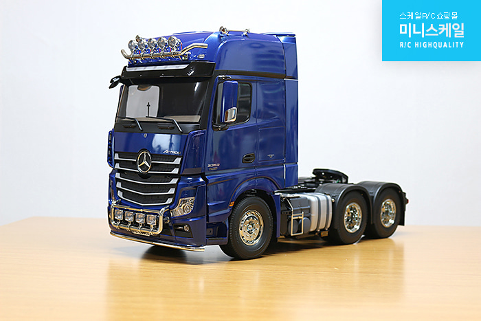 Actros 3363 Gigaspace 6x4