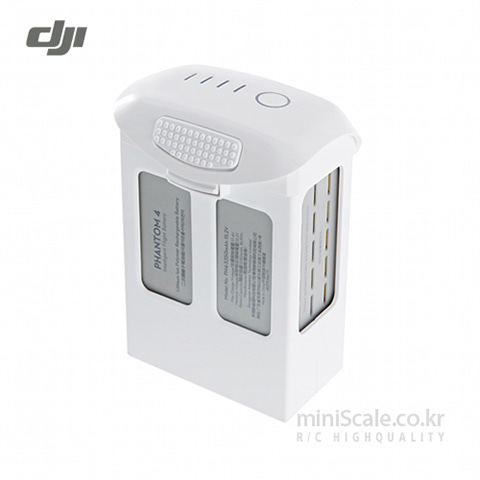 PHANTOM 4 Series Intelligent Flight Battery (5350mAh) 디제이아이(DJI) 미니스케일