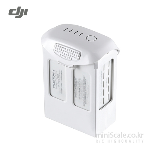 PHANTOM 4 Series Intelligent Flight Battery (5870mAh, High Capacity) 디제이아이(DJI) 미니스케일