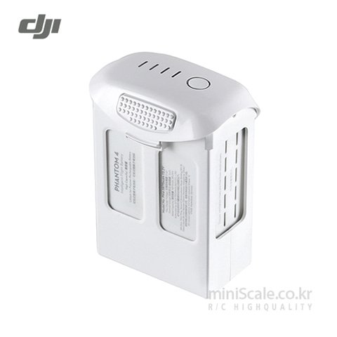 PHANTOM 4 Series Intelligent Flight Battery (5870mAh, High Capacity) / 디제이아이(DJI)