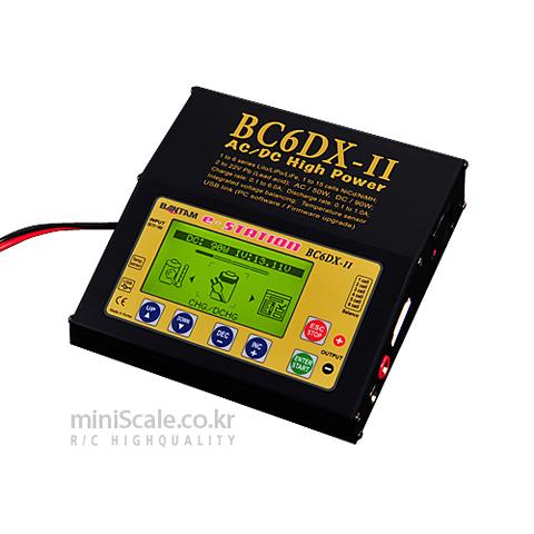 e-Station AC/DC BC6DX-II Dual Power(90W) 반탐(Bantam) 미니스케일