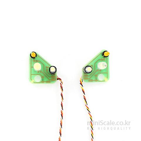 Cascadia LED Board(Head Lights) 7,2 Volt / 칼슨(Carson)