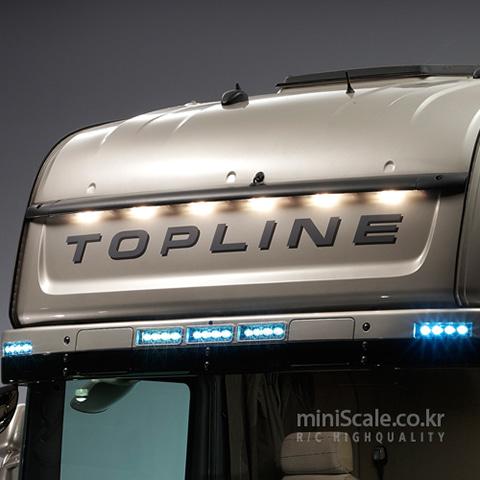 Topline Light PCB(TA05-P) / 베르켈크(Verkerk)