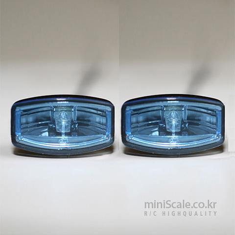 Jumbo Lights Blueglass(2ea) 베르켈크(Verkerk) 미니스케일