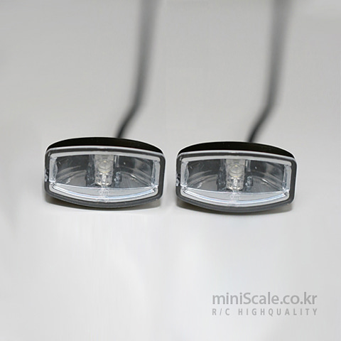 Jumbo Lights Clearglass(2ea) / 베르켈크(Verkerk)