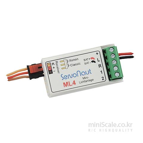 ML4 / 서보넛(ServoNaut)