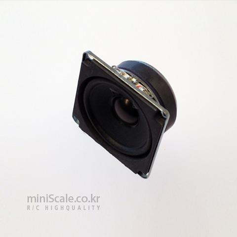 Speaker85 (8Ohm 10W) 서보넛(ServoNaut) 미니스케일