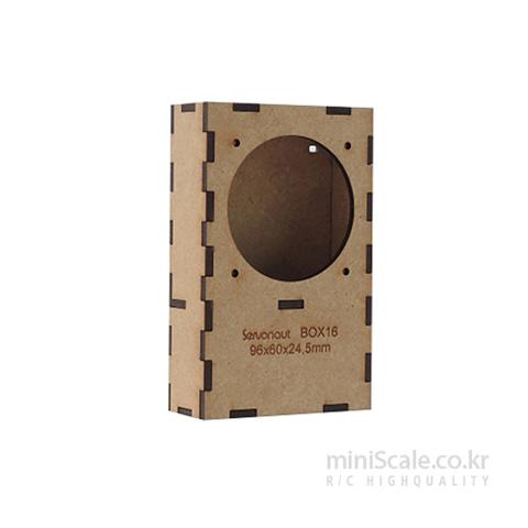 SpeakerBox16 / 서보넛(ServoNaut)