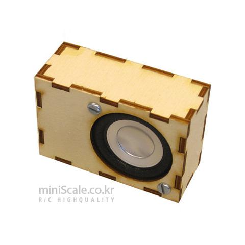 SpeakerBox45 서보넛(ServoNaut) 미니스케일