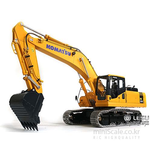Komatsu PC360 Hydraulic Excavator / LESU