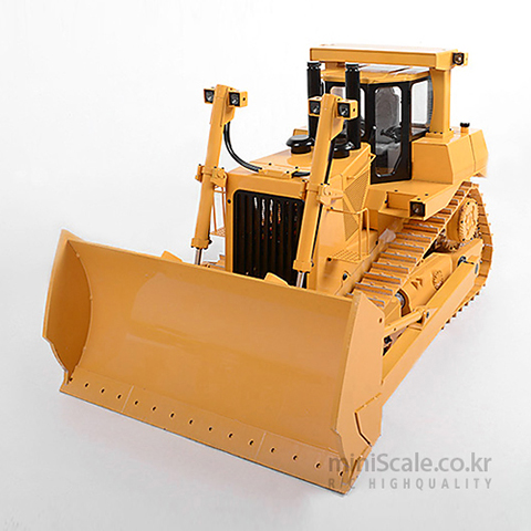 DXR2 Hydraulic Earth Dozer RTR JDModels 미니스케일