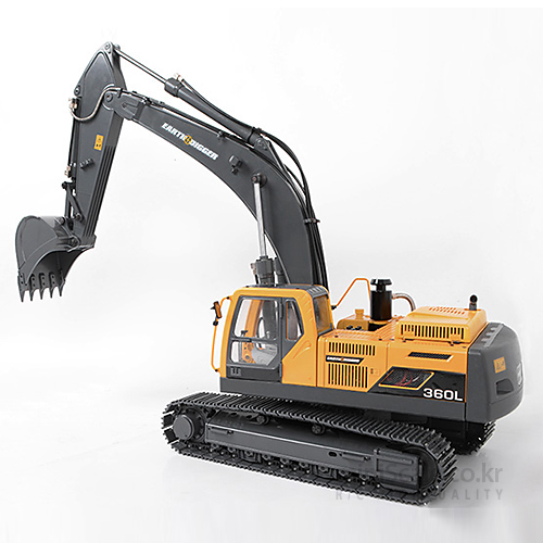 Earth Digger 360L Hydraulic Excavator RTR JDModels 미니스케일