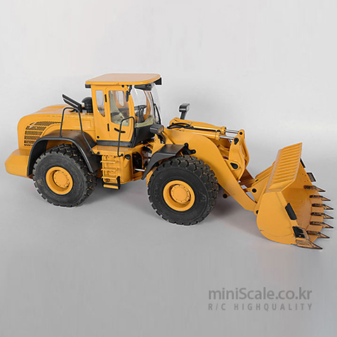 Hydraulic Wheel Loader(Earth Mover 870K) RTR JDModels 미니스케일