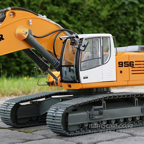 Liebherr R956 Basic Kit 프레마콘(PREMACON) 미니스케일