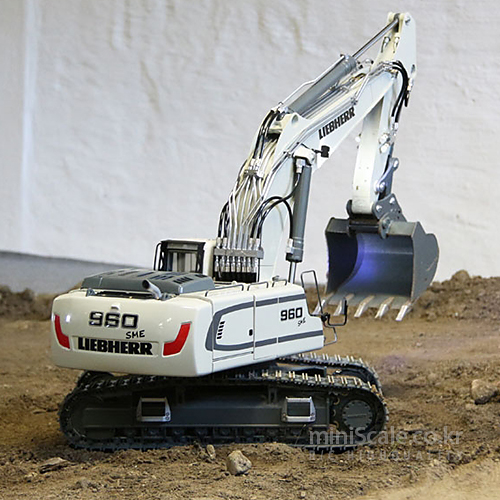 Liebherr R960 Basic Kit 프레마콘(PREMACON) 미니스케일