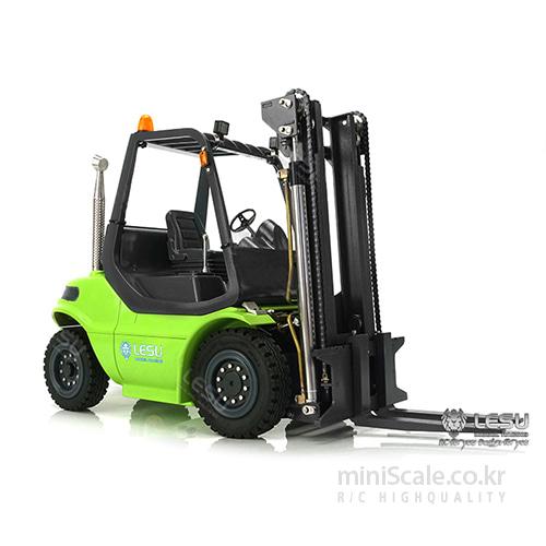Hydraulic Forklift / LESU