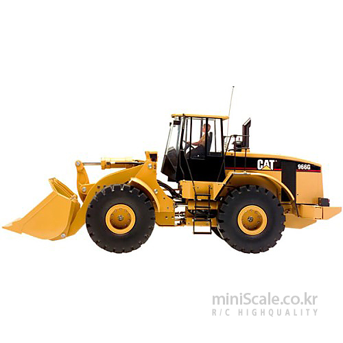 CAT 966G II Wheel Loader / 웨디코(Wedico)