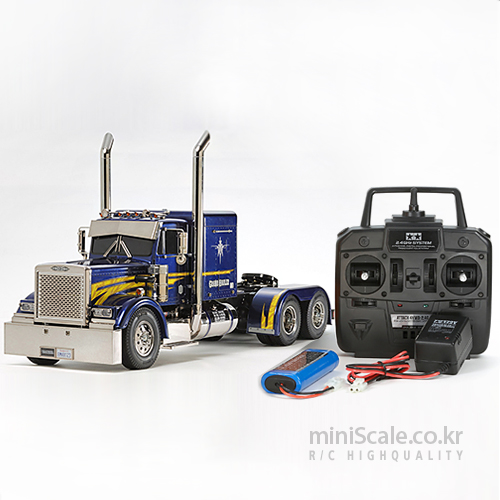 GRAND HAULER FULL OPERATION KIT 타미야(Tamiya) 미니스케일
