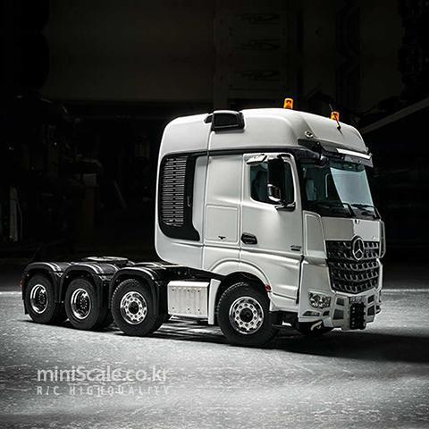 Mercedes-Benz Arocs SLT 8x4 스케일아트(ScaleART) 미니스케일