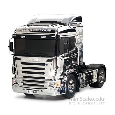 Scania R470 4x2 Highline Metallic Special / 타미야(Tamiya)