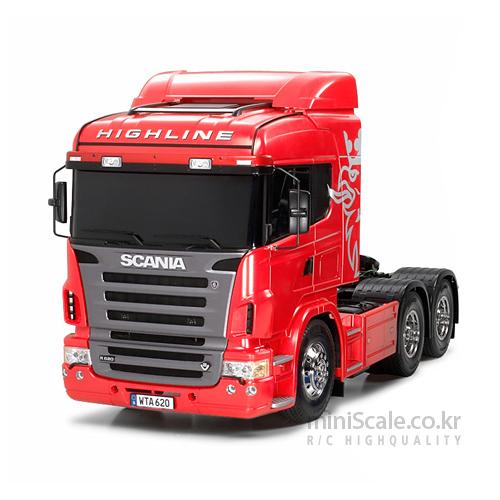 Scania R620 6x4 Highline 타미야(Tamiya) 미니스케일