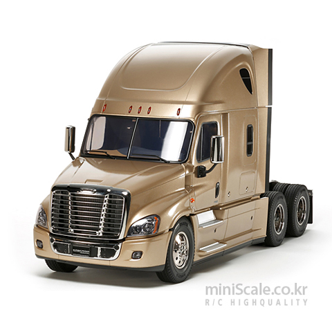 Freightliner Cascadia Evolution / 타미야(Tamiya)