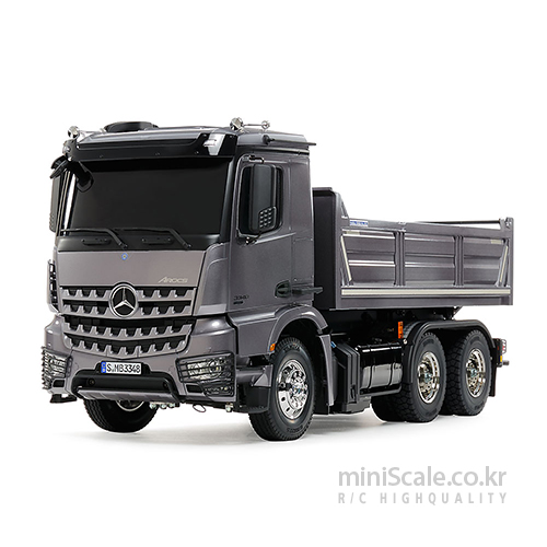 Mercedes-Benz Arocs 3348 6x4 Tipper Truck / 타미야(Tamiya)