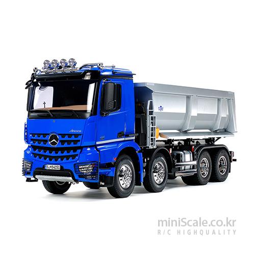 Mercedes-Benz Arocs 4151 8x4 Tipper Truck / 타미야(Tamiya)