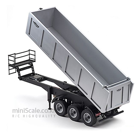 3-Axle Dumper Semi-Trailer 칼슨(Carson) 미니스케일