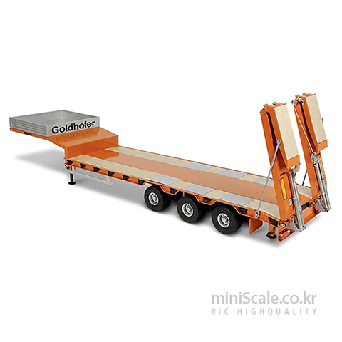 GOLDHOFER low loader BAU STN-L 3 칼슨(Carson) 미니스케일