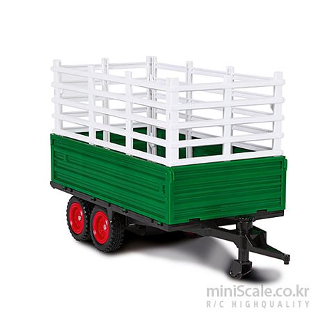 Tandem Trailer for Fendt 930 Vario TMS 칼슨(Carson) 미니스케일