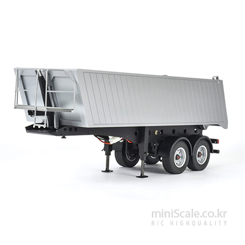 2-Axle Dumper Semi-Trailer 칼슨(Carson) 미니스케일