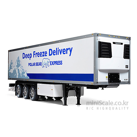 3Axle Reefer Semi Trailer / 타미야(Tamiya)