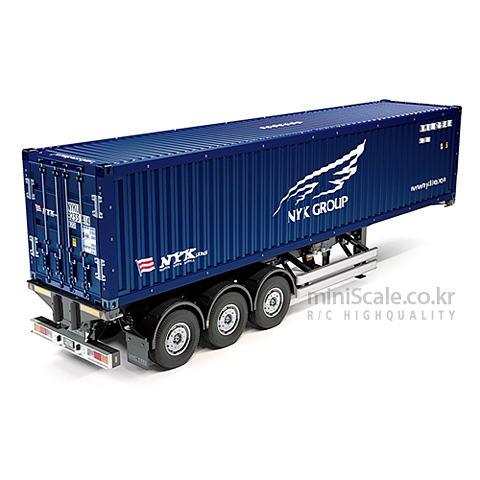 40ft Container Semi Trailer (NYK) 타미야(Tamiya) 미니스케일