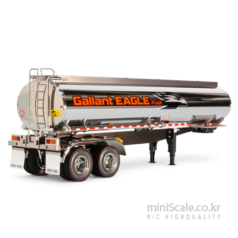 Fuel Tank trailer / 타미야(Tamiya)