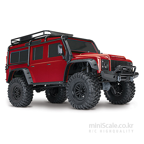 Traxxas TRX-4 Scale and Trail Crawler / 트랙사스(Traxxas)
