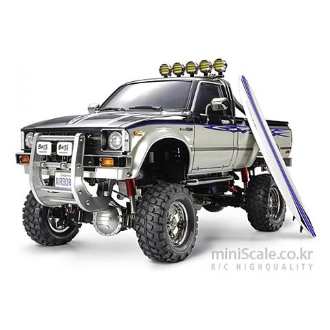 Toyota Hilux High Lift 4x4 타미야(Tamiya) 미니스케일