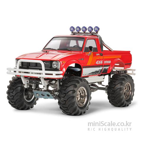 Toyota 4x4 PICK-UP MOUNTAIN RIDER / 타미야(Tamiya)