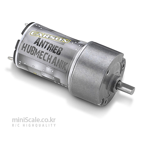 Geared Motor for Spindle Drive / 칼슨(Carson)