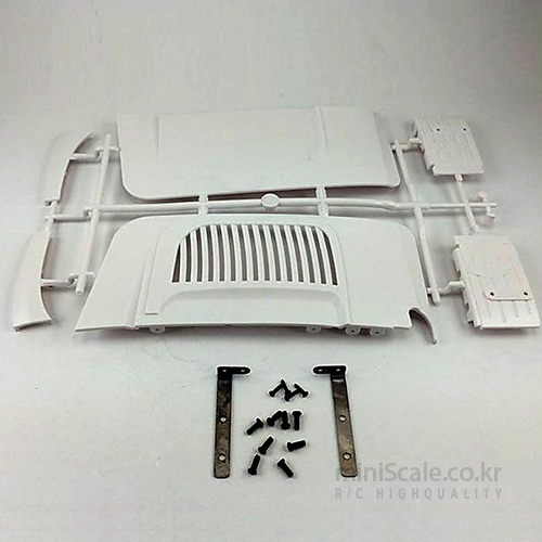 Acrtos SLT Side Spolier Mod Kit for MB Actros(Hard Plastic) / 허큘리스 하비(Hercules Hobby)