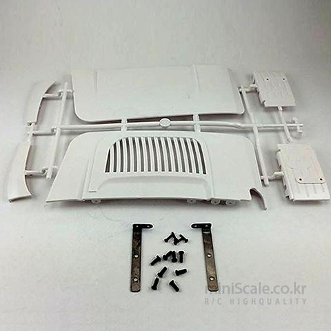 Acrtos SLT Side Spolier Mod Kit for MB Actros(Hard Plastic) / 허큘리스 하비(Hercules Hobby)