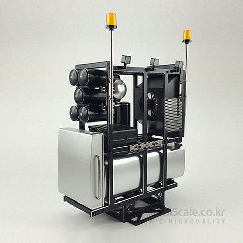 Heavy Equipment Frame Mod.KIT 허큘리스 하비(Hercules Hobby) 미니스케일