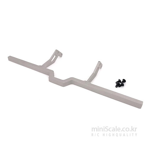 Metal Rear Bumper for MB Arocs 3348 / LESU