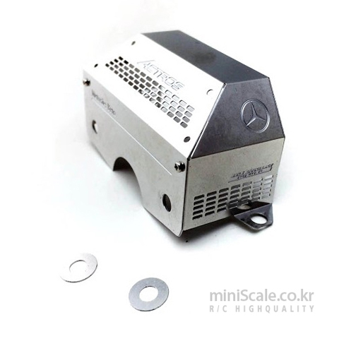 Metal Transmission Cover for MB Actros / 미니스케일(Miniscale)