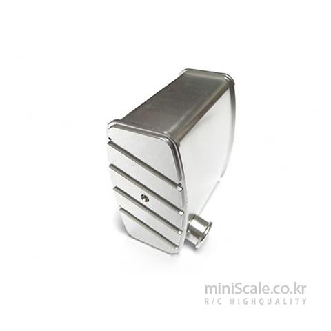 Reailty Alum.CNC Muffler for MAN TGX 18.540/26.540 / 미니스케일(Miniscale)