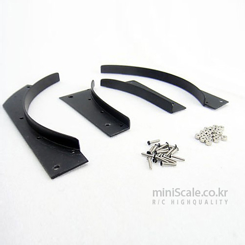 Wheel House Cover Kit for MAN / 미니스케일(Miniscale)