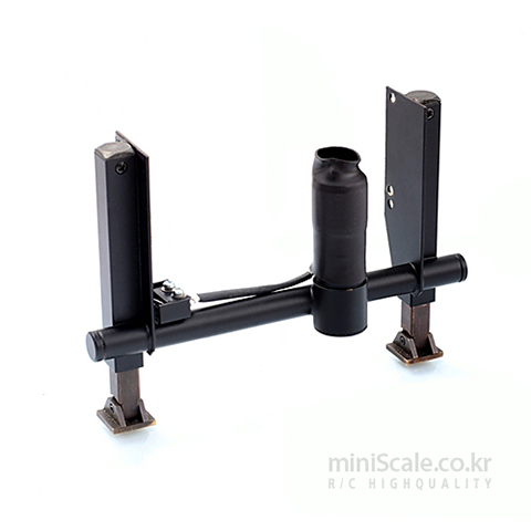 Trailer support suitable for Carson® Goldhofer 슐츠텍(SchulzTec) 미니스케일