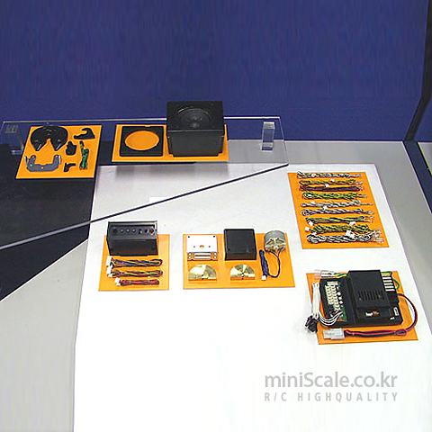 Tractor Truck Multi-Function Control Unit (MFC-01) 타미야(Tamiya) 미니스케일